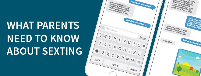 What parents need to know about sexting